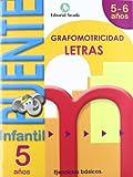 Puente. Letras. Cuaderno De Grafomotricidad....