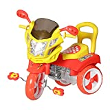 #3: Dash Kids Tricycle with Under seat Storage Space, Lights and Music.