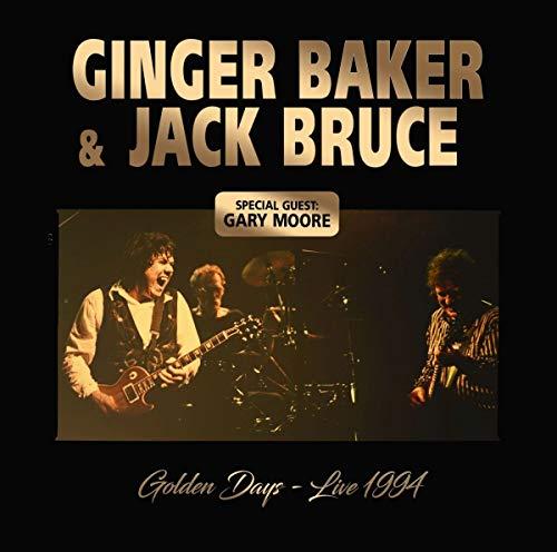 Golden Days-Live 1994