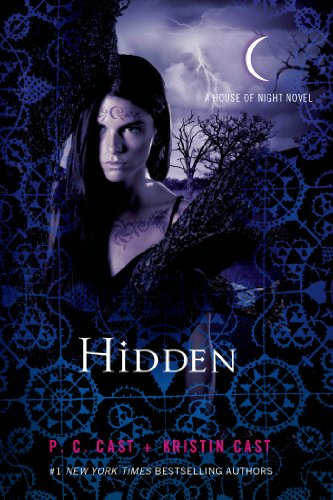 House of Night 10. Hidden