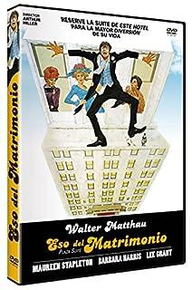 Eso del Matrimonio 1971 DVD Plaza Suite