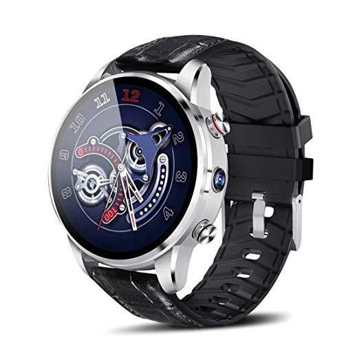 1 Gb Samsung Speicher (HYLH Smart Watch Android 7.1 GPS WiFi LTE 4G Smart Watch Handy Herzfrequenz 1GB + 16GB Speicher mit 2MP Kamera für Männer Frauen)