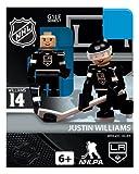 Justin Williams NHL Los Angeles LA Kings Oyo LE Minifigure