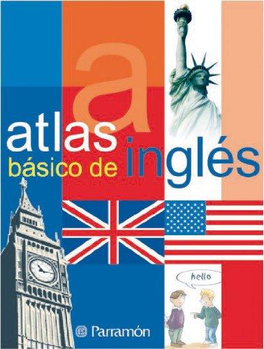 ATLAS BASICO DE INGLES (Atlas básicos) por Susana Casares Domingo