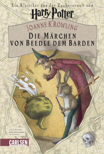 Livres Couvertures de Die Märchen von Beedle dem Barden