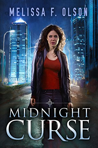 Midnight Curse (Disrupted Magic Book 1) by [Olson, Melissa F.]