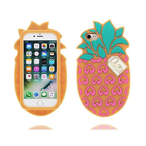 Case iPhone 6S Coque, TPU Material Flexible Étui iPhone 6 / 6s Cover, Preuve de choc [ 3D Cartoon Mini chat ] - Pretty Soft Noir # 3