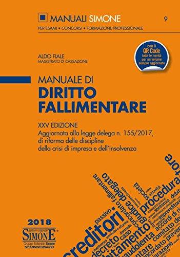 ^ Manuale di diritto fallimentare libri in pdf gratis