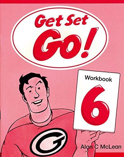 Portada del libro Get Set Go! 6: Workbook: Workbook Level 6 - 9780194351201