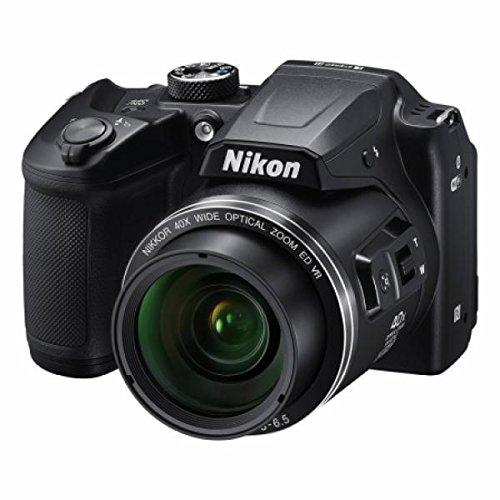 "Nikon COOLPIX B500 Cámara Puente 16MP 1/2.3"" CMOS 4608 x 3456Pixeles Negro - Cámara Digital (16 MP, 4608 x 3456 Pixeles, CMOS, 40x, Full HD, Negro)"