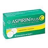 Aspirin plus C forte Brausetabletten, 10 St.