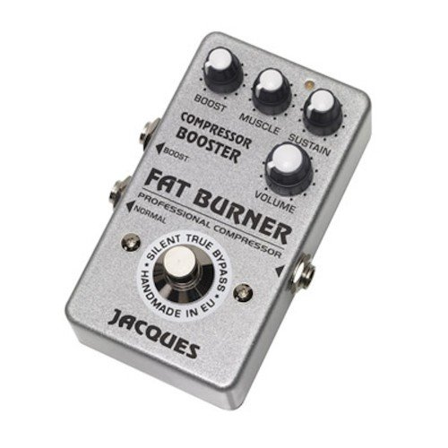 JACQUES FAT BURNER V2 – PEDAL DE COMPRESION GUITARRA