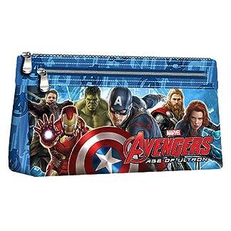 Portatodo Vengadores Avengers Marvel Combat Ready Plano