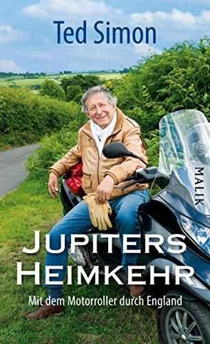 Jupiters Heimkehr: Mit dem Motorroller durch England