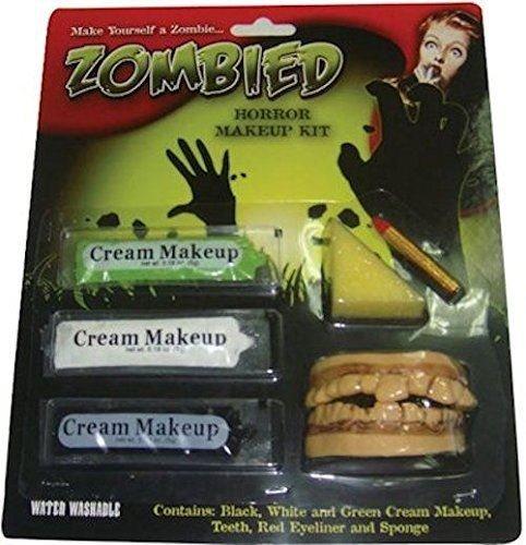 Zombied Kit Makeup, Halloween Decorations, (Halloween Partyware)