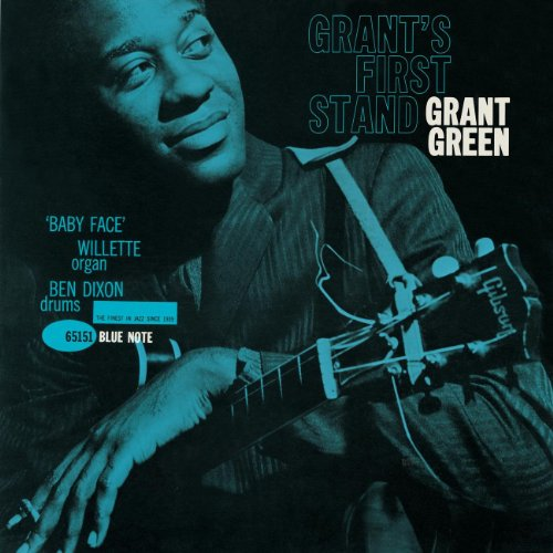 Grant's First Stand [Vinyl LP] Green Music Box