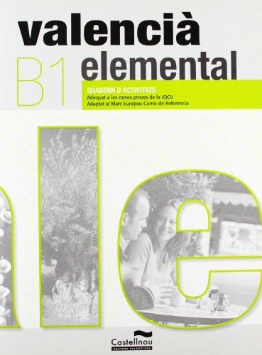 Quadern d'Activitats Valencià Elemental (+CD) Ed. 2009: Adequat a les noves proves de la JQCV