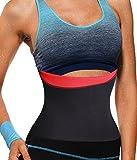 Gotoly Hot Sweat Neopren Shaper Belt Taillenmieder Gurt Yoga Sauna Anzüge (3XL Fits 39-40 Inch Waistline, Red)
