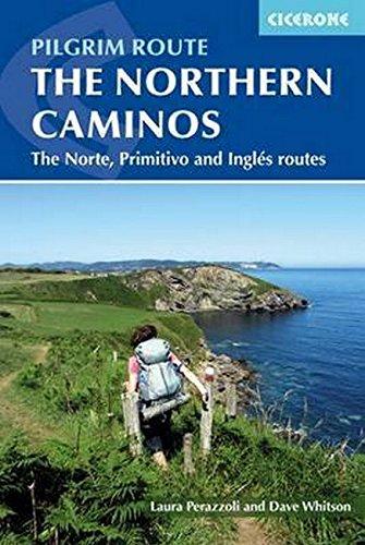 The northern caminos : The Caminos Norte, Primitivo and Ingles