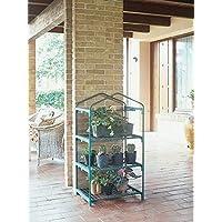 Verdemax 2492 70 x 50 x 125 cm 3 Shelves Azalea Greenhouse