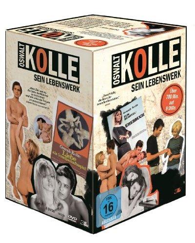 Oswalt Kolle - Sein Lebenswerk [8 DVDs]