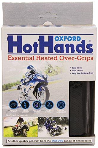 OXFORD Heizmanschetten Heizgriffstulpen Universal (Oxford Manschette)