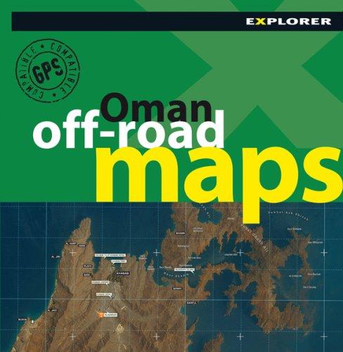 Oman Off-road Image Map Explorer: Omn_oim_1 (Off Road Image Maps)
