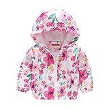 Yying Kinder Kleidung Jungen Jacken Kinder Kapuzen Windbreaker Kleinkind Baby Mantel Infant Wasserdichte Hoodies Für Mädchen