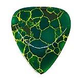 Timber Tones Médiators en pierre de jade d