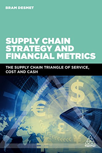 Supply Chain Strategy and Financial Metrics: The Supply Chain Triangle Of Service, Cost And Cash por Dr Bram DeSmet