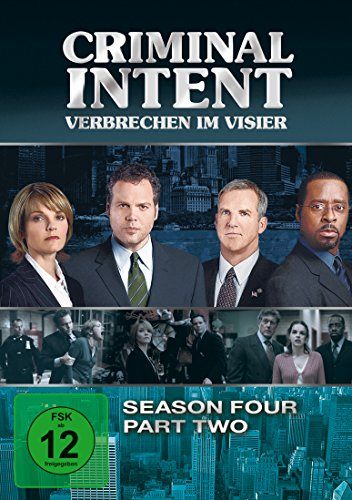 Criminal Intent - Verbrechen im Visier, Season Four, Part Two [3 DVDs]