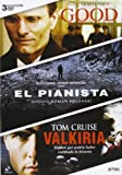 Pack: Good + Valkiria + El Pianista [DVD]