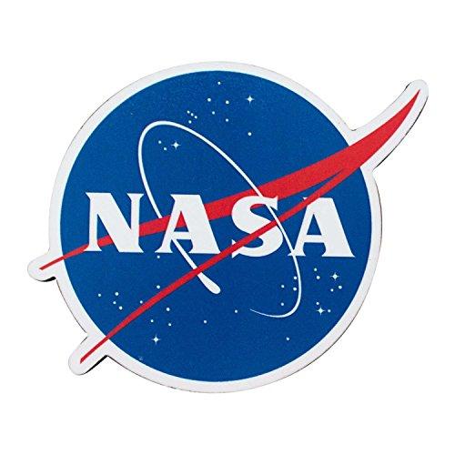 NASA Logo Chunky Magnet -