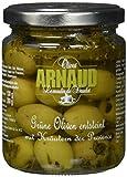 Olives Arnaud Grüne Oliven mit Kräutern der Provence, entsteint, 2er Pack (2 x 130 g)