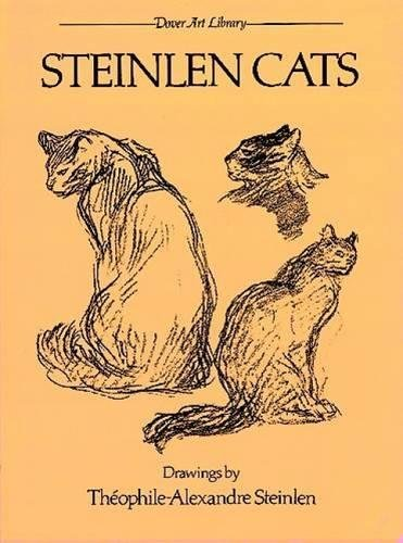 Steinlen Cats (Dover Fine Art, History of Art)