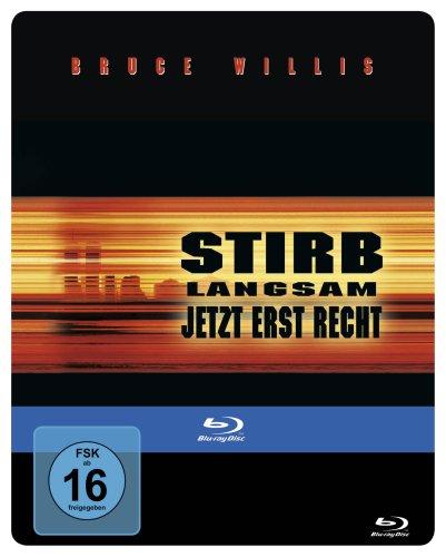 Stirb langsam 3 - Jetzt erst recht - Steelbook [Blu-ray]
