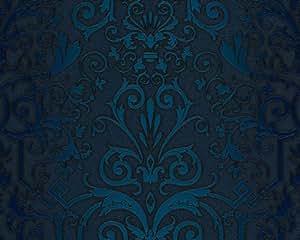 versace designer barock tapete home collection 935454 jugendstil vliestapete vlies tapete. Black Bedroom Furniture Sets. Home Design Ideas