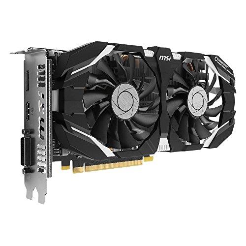 MSI GeForce GTX 1060 6GT OCV1 6GB Nvidia GDDR5 1x HDMI - 3