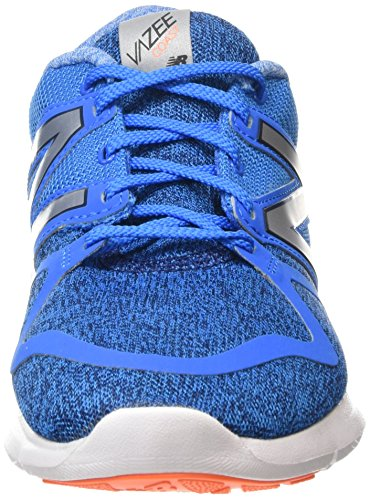 New Balance Performance Fitness Vazee Coast, baskets sportives homme bleu (Blue/Red)