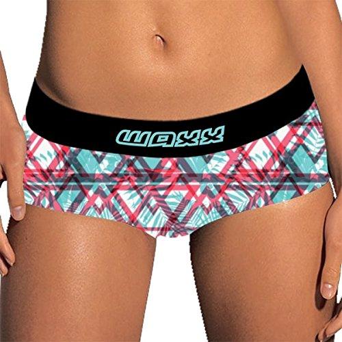 WAXX Underwear Majestic Womens Shorty
