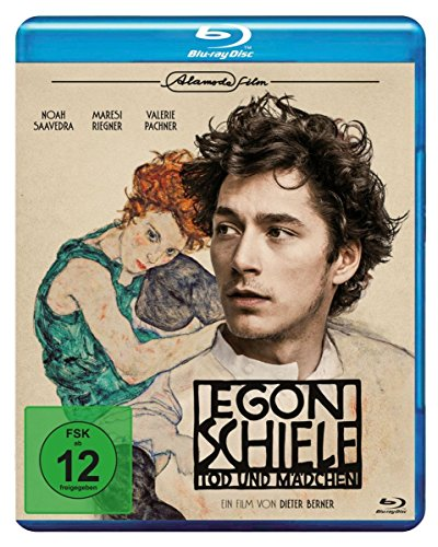 Egon Schiele [Blu-ray]