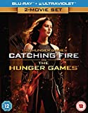 Hunger Games/The Hunger Games: Catching Fire (2 Blu-Ray) [Edizione: Regno Unito] [Italia] [Blu-ray]