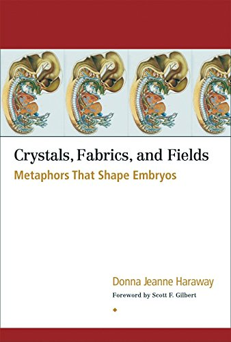 Crystals Fabrics And Fields: Metaphors That Shape Embryos por Donna Jeanne Haraway