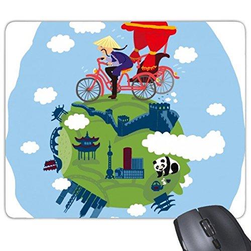 china-chino-viaje-ciclo-rickshaws-templo-panda-la-gran-cultura-de-la-pared-para-rectangulo-antidesli