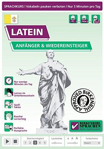 Birkenbihl Sprachen: Latein gehirn-gerecht, Anfänger & Wiedereinsteiger Sprachen Lernen Software