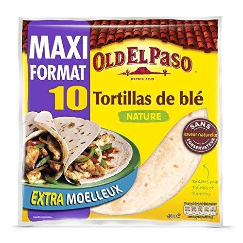 old-el-paso-tortillas-de-ble-mxi-lot-407g-prix-unitaire-envoi-rapide-et-soignee