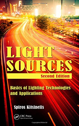 51i%2BgghxeEL - BEST BUY #1 Light Sources, Second Edition: Basics of Lighting Technologies and Applications Reviews and price compare uk