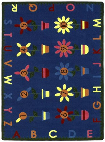 Los pétalos educacionales empujadores alfombra: cm