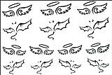 Temporäre Tattoos wasserdichte weibliche Modelle SPESTYLE wasserdicht ungiftig temporäre Tätowierung stickerslatest neue Design neue Release schwarzen und weißen Engel Flügel totem temporäre Tätowierung