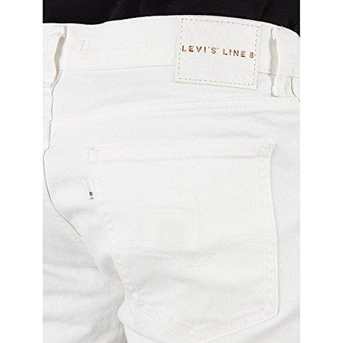 Levi's ® L8 Slim Straight Jeans Weiß